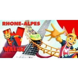 WALIBI RHONE ALPES SAMEDI...