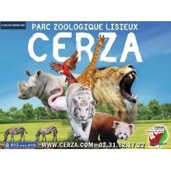 ZOO DE CERZA DIMANCHE 28...